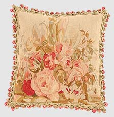 French Market Collection Aubusson Pillow